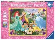 Ravensburger Disney hercegnő 100 darabos