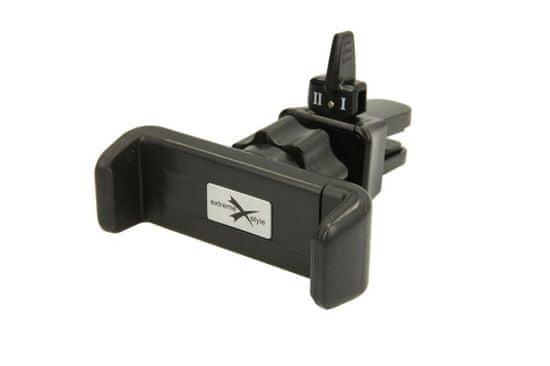 EXTREME STYLE Držák telefonu, úchyt ve větrací mřížce, rozpětí 57 - 91 mm