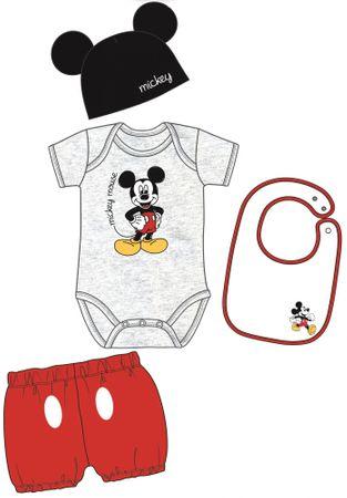 e1ecdec97c Disney by Arnetta Mickey Mouse nyári fiú szett 68 többszínű | MALL.HU