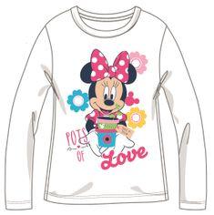 Disney by Arnetta lány póló Minnie