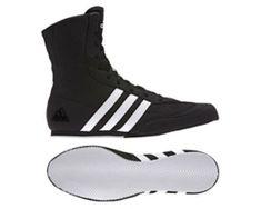 Adidas ADIDAS Boxerské boty BOX HOG.2 - černé