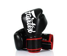 Fairtex Fairtex Boxerské rukavice BGV14 - černé