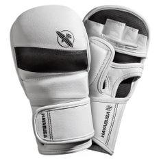 Hayabusa Hayabusa MMA rukavice T3 7oz Hybrid - bílo/černé