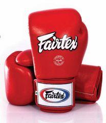 Fairtex Fairtex Boxerské rukavice BGV1 - červené