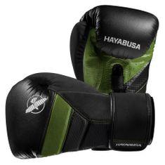 Hayabusa Hayabusa Boxerské rukavice T3 - černo/zelené