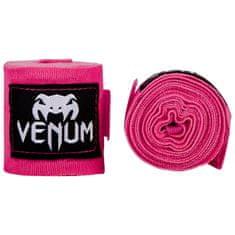 VENUM Boxerské bandáže značky VENUM KONTACT - 4 m NEO růžové