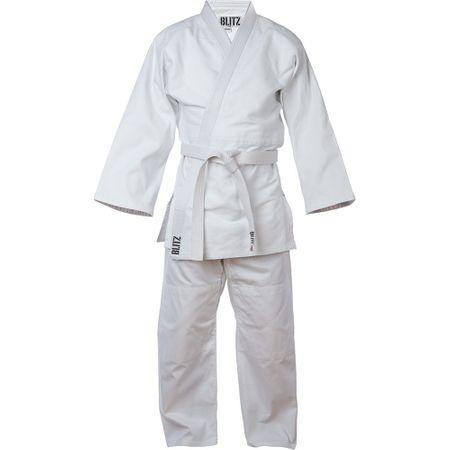 Blitz Dětské Kimono BLITZ judo Lightweight 10oz - bílé