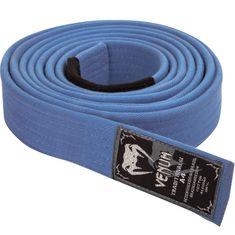 VENUM Prémiový BJJ pásek Venum - modrý