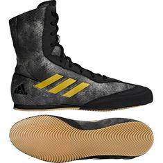 Adidas ADIDAS Boxerské boty BOX HOG PLUS - černé