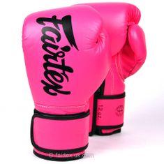Fairtex Fairtex Boxerské rukavice BGV14 - růžové