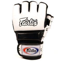 Fairtex Fairtex MMA rukavice FGV13 - bíločerné