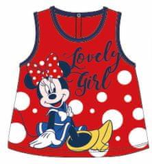 Disney by Arnetta dívčí tílko Minnie