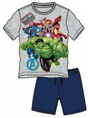 Disney by Arnetta chlapecký letní set Avengers
