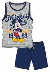 Disney by Arnetta chlapecký letní set Mickey Mouse