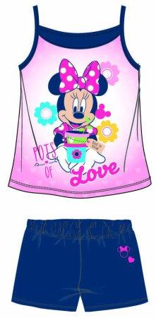 Disney by Arnetta dievčenská letná súprava Minnie