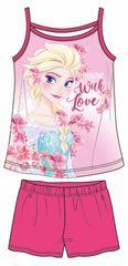 Disney by Arnetta dívčí letní set Frozen