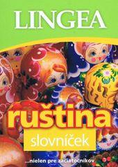 autor neuvedený: Ruština slovníček - 2. vydanie