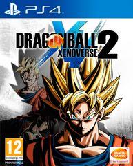 Namco Bandai Games igra Dragonballz Xenoverse 2 (PS4)