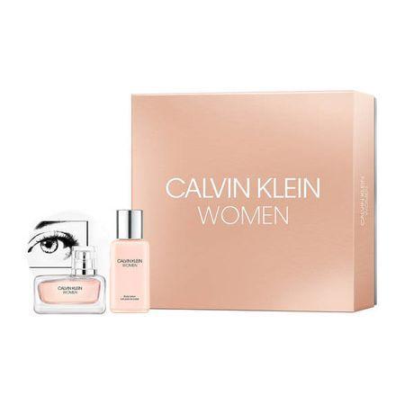 Calvin Klein ženska parfumska voda 30 ml + losjon za telo 100 ml