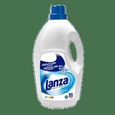 Lanza Fresh&Clean Gel na bílé prádlo 4,5 l / 90 pracích dávek