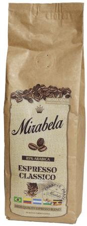 Mirabela sveža kava ESPRESSO CLASSICO, 225 g