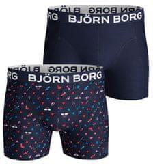 Björn Borg 2-pak bokserek męskich Shorts BB Valentine