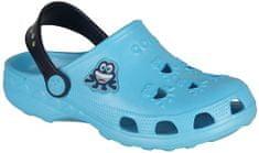 Coqui sandały chłopięce Little Frog