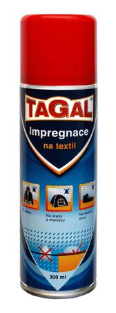 TAGAL Impregnace na kůži a textil 300 ml