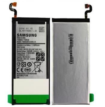 SAMSUNG EB-BG935ABE Samsung Akkumulátor Li-Ion 3600mAh (Bulk) 29605