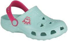 Coqui sandały dziewczęce Little Frog