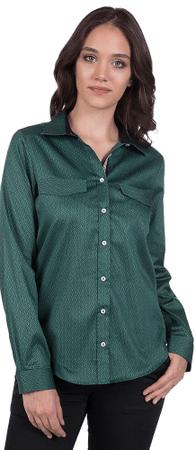 FELIX HARDY ženska košulja, XXL, zelena