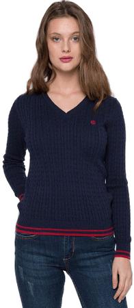 FELIX HARDY dámsky sveter XL tmavomodrá