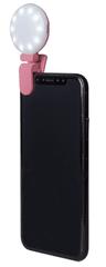CELLY Přídavný blesk na fotoaparát Click Light - růžový