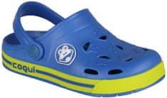 Coqui sandały chłopięce Froggy