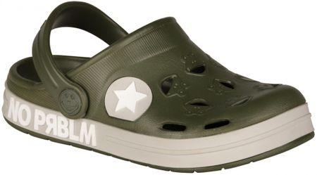 Coqui sandały chłopięce Froggy 28.5 zielone