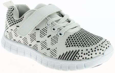 V+J gyerek sportcipő 22 fehér/fekete