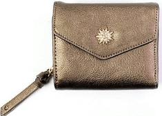 Giil aranyszínű női pénztárca