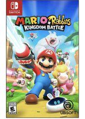 Ubisoft igra Mario & Rabbids Kingdom Battle (Switch)