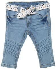 Dirkje dívčí džíny s páskem