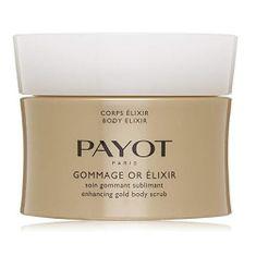 Payot Osviežujúci telový peeling Gommage Or Elixir (Enhancing Gold Body Scrub) 200 ml