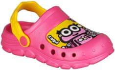 Coqui sandały dziewczęce Stoney