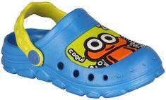 Coqui sandały chłopięce Stoney