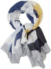 s.Oliver női kék kendő