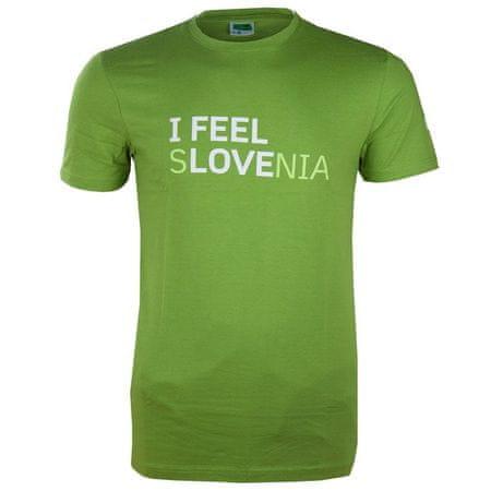 IFS moška majica, S, zelena