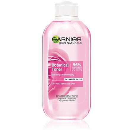 Garnier Pleť (Soothing anf Tonifying Water) és érzékeny bőr Botanikai festék (Soothing anf Tonifying Water)