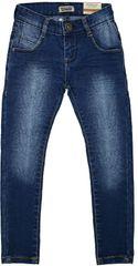 Dirkje dívčí džíny s potiskem