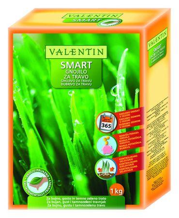 Valentin Smart gnojilo za travo, 1kg