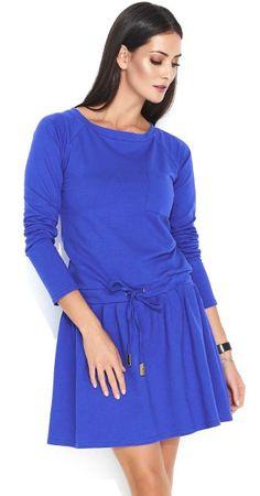 Numinou dámské šaty 40 modrá
