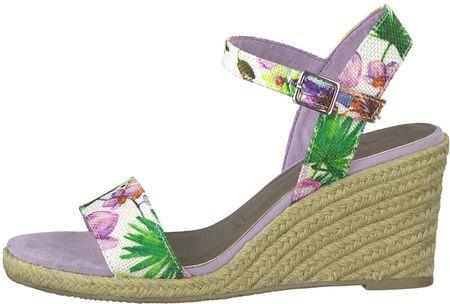 Tamaris dámské sandály 38 vícebarevná