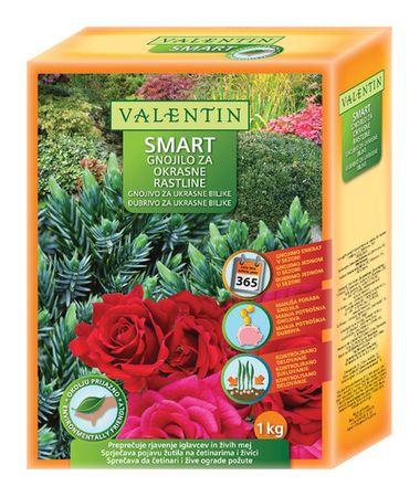 Valentin Smart gnojilo za okrasne rastline, 1kg